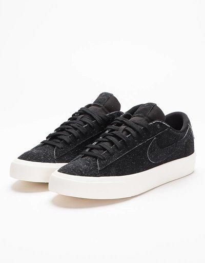 Nike Blazer Studio Low Black/Black Gum