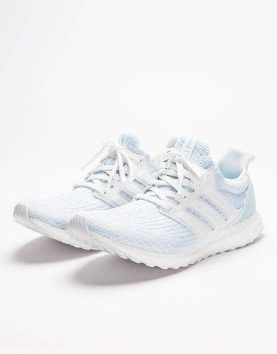adidas ultraBOOST Parley footwear white/footwear white/parley blue