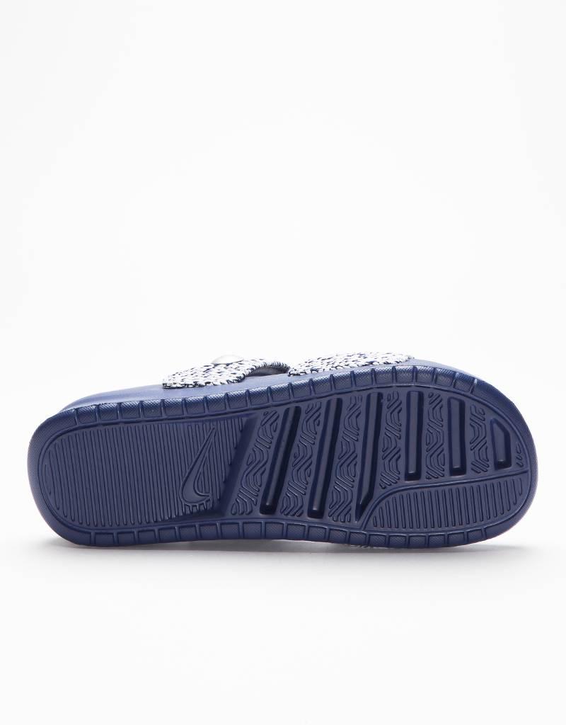 NikeLab x Pigalle Benassi Duo Ultra Slide Loyal Blue/Game-Royal White