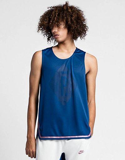 NikeLab x Pigalle Jersey Coastal Blue