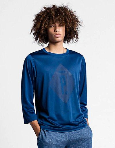 NikeLab x Pigalle Long Sleeve 7/8 top Coastal Blue