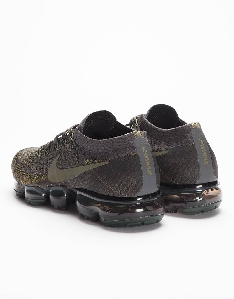 NikeLab Air Vapormax Flyknit Midnight Fog/Cargo Khaki