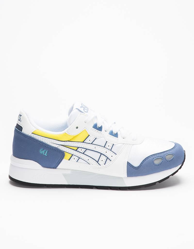 Asics Gel-Lyte White/Blue/Yellow