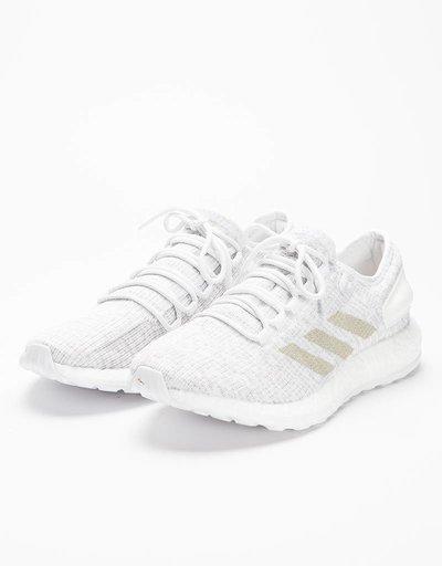 adidas Pure Boost footwear white/grey one/footwear white