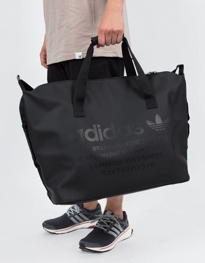 Adidas NMD Duffle Bag Black