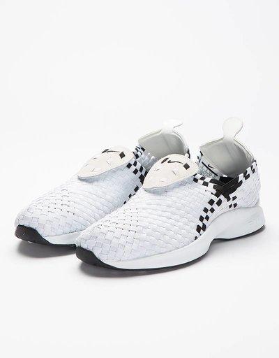 Nike Air Woven White/Black