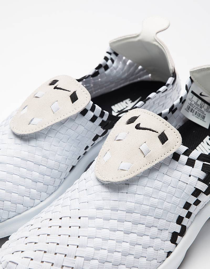 Nike Air Woven White/Black