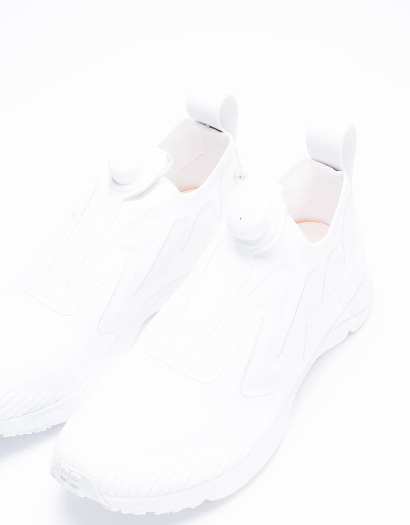 Reebok Pump Supreme White/White