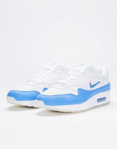 Nike air max 1 SC jewel white/university blue-university blue