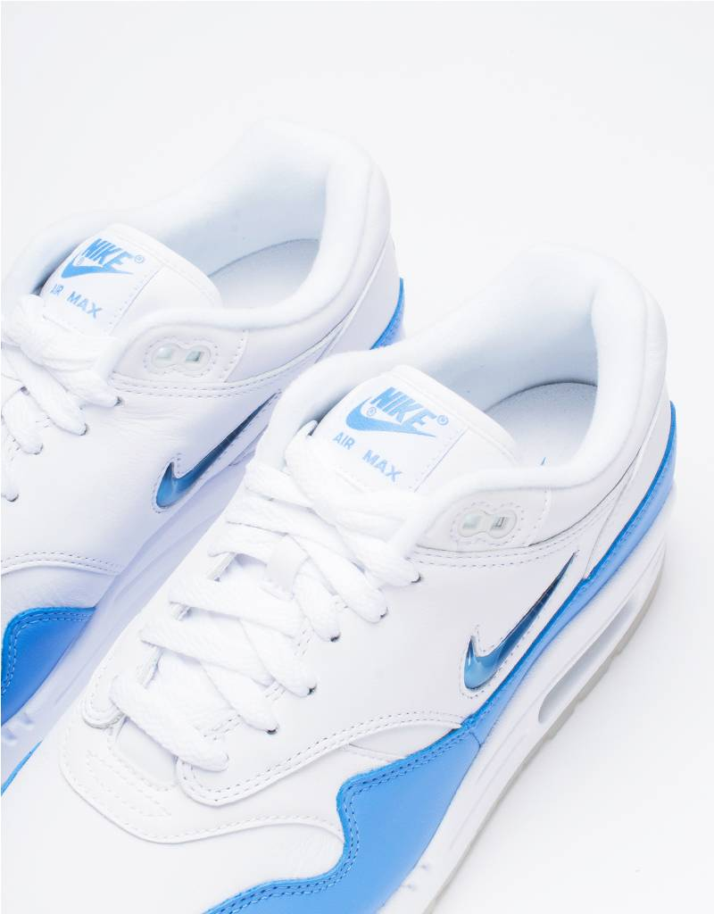 Nike air max 1 SC jewel white/university blue-university blue