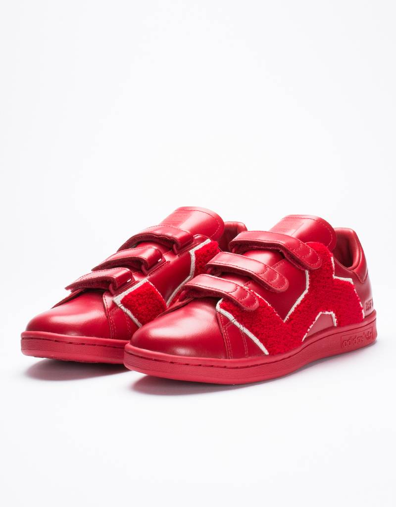 Adidas Rs Stan Smith Comfort Badge Power Red/Power Red/Power Red