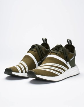 Adidas adidas x white mountaineering NMD R2 PK Trace Olive