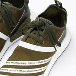 adidas x white mountaineering NMD R2 PK Trace Olive