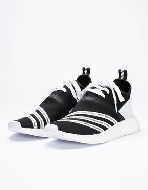 Adidas adidas x white mountaineering NMD R2 PK Black