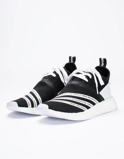 Copy of adidas x white mountaineering NMD R2 PK Black
