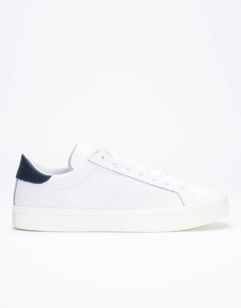 adidas Court Vantage White/Collegiate Navy