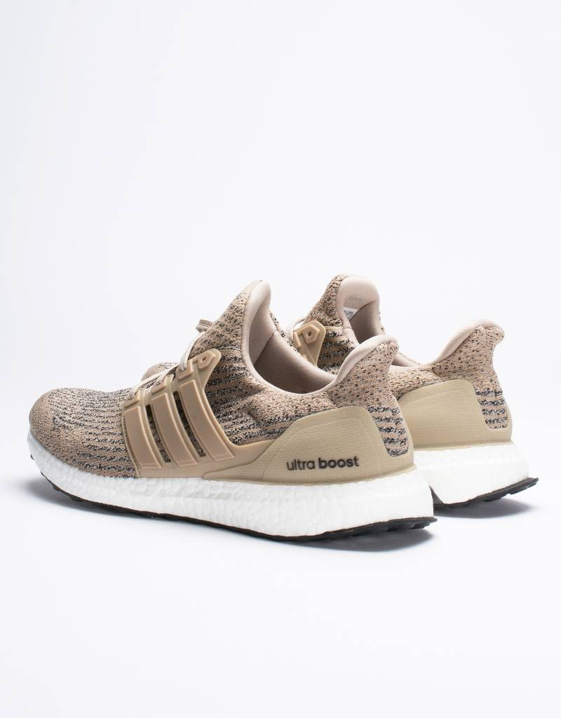 adidas Ultra Boost Trace Khaki/Clear Brown