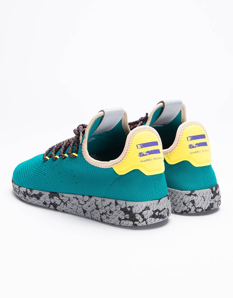 Adidas Pharrell Williams X Human Race Tennis Teal