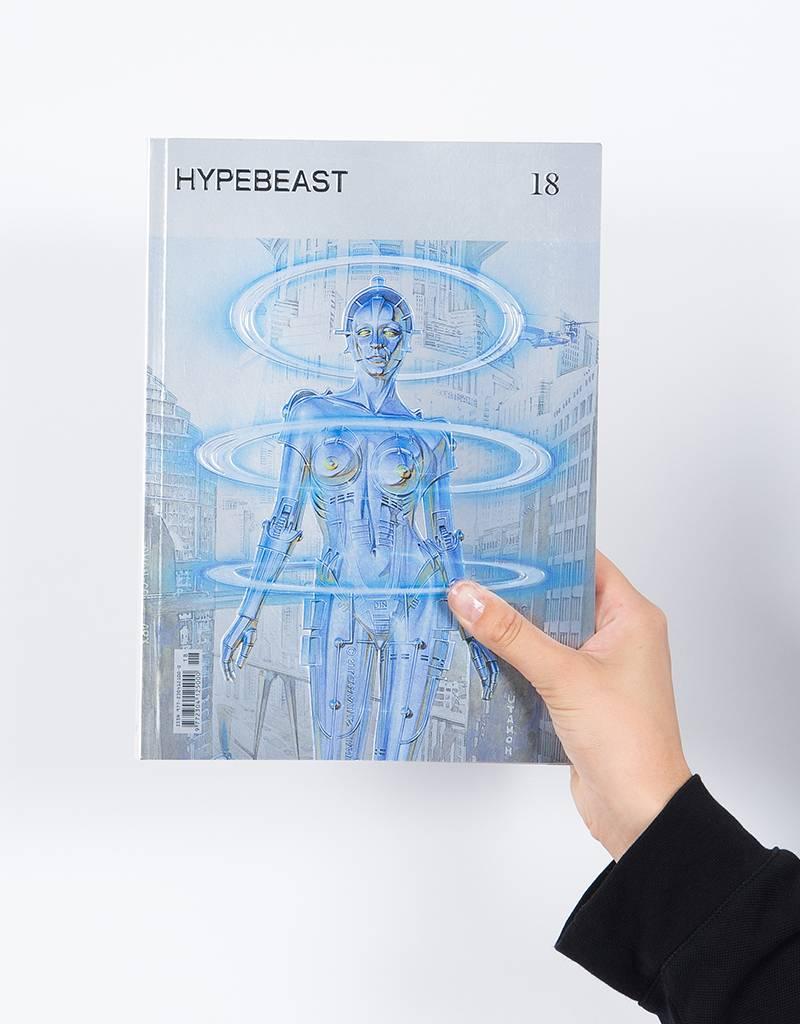 Hypebeast Magazine Issue 18