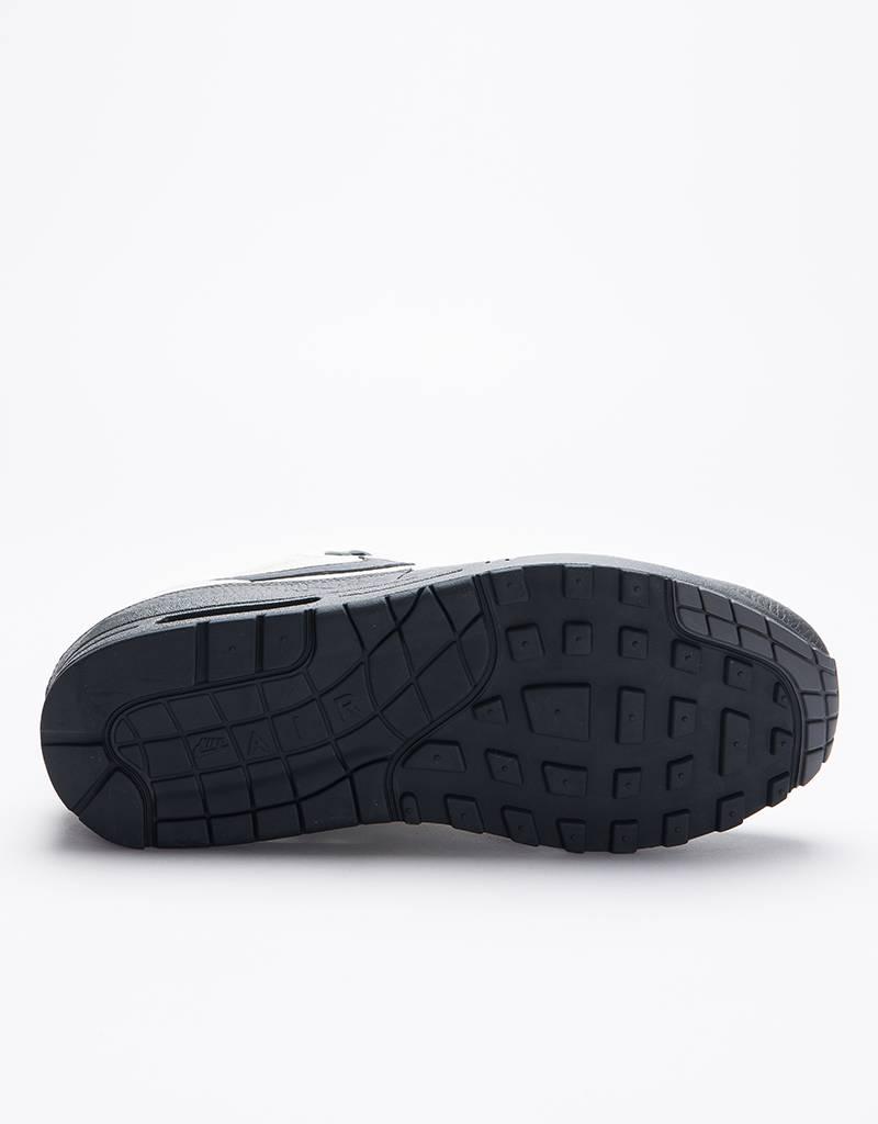 Nike Air Max 1 Premium Sail/Dark Obsidian-Dark Grey
