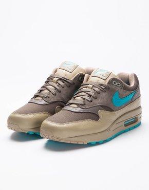 Nike Nike Air Max 1 Premium Ridgerock/Turbo Green-Khaki