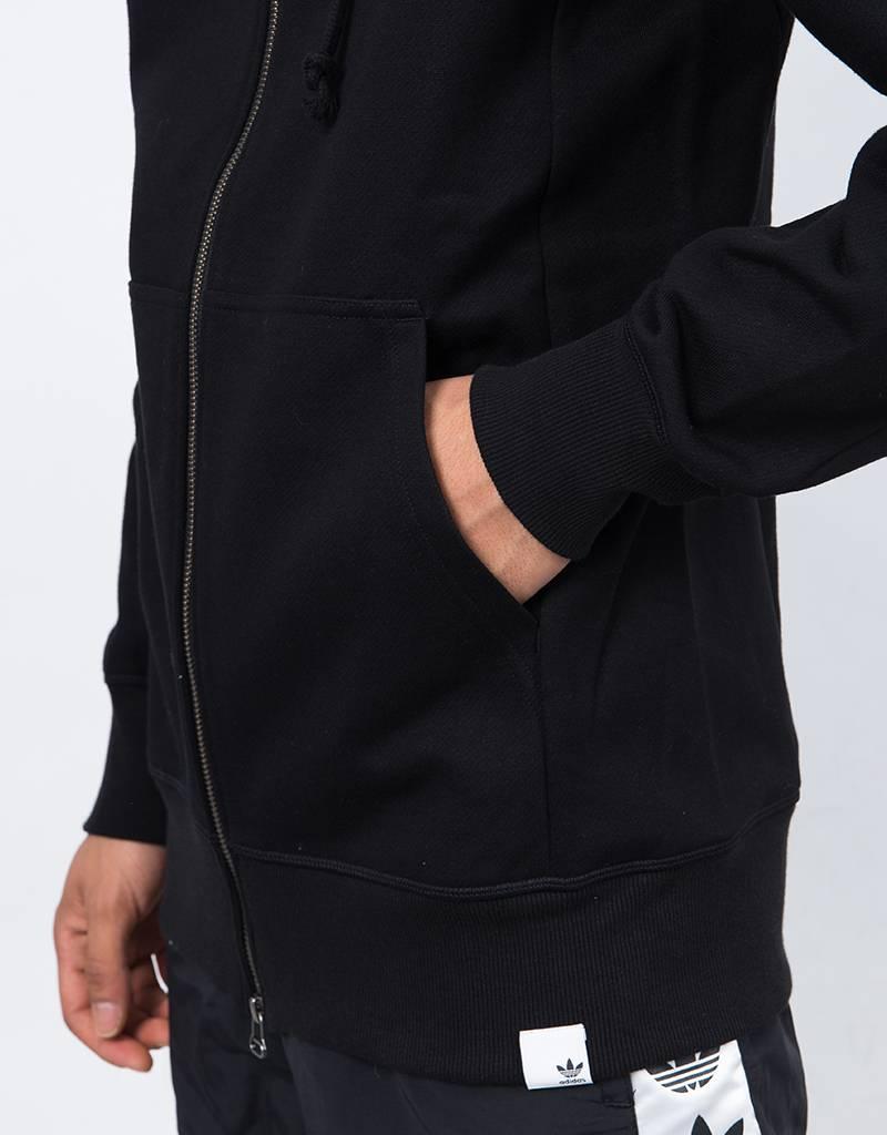 Adidas XBYO Zip Hoodie Black