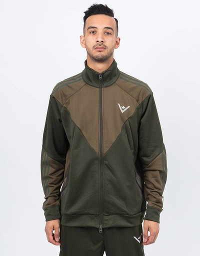 adidas Originals x White Mountaineering Track Top Trace Olive