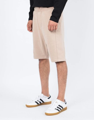 Stampd drop voir sweat short sand
