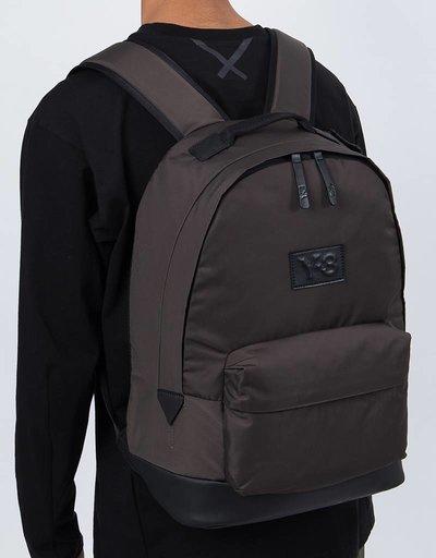adidas Y-3 Techlite backpack black olive