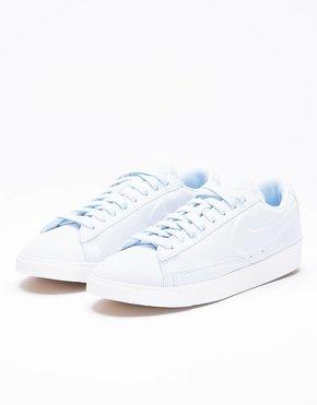 Nike Nike Women's Blazer Low Shoe Ice Blue/Ice Blue-White