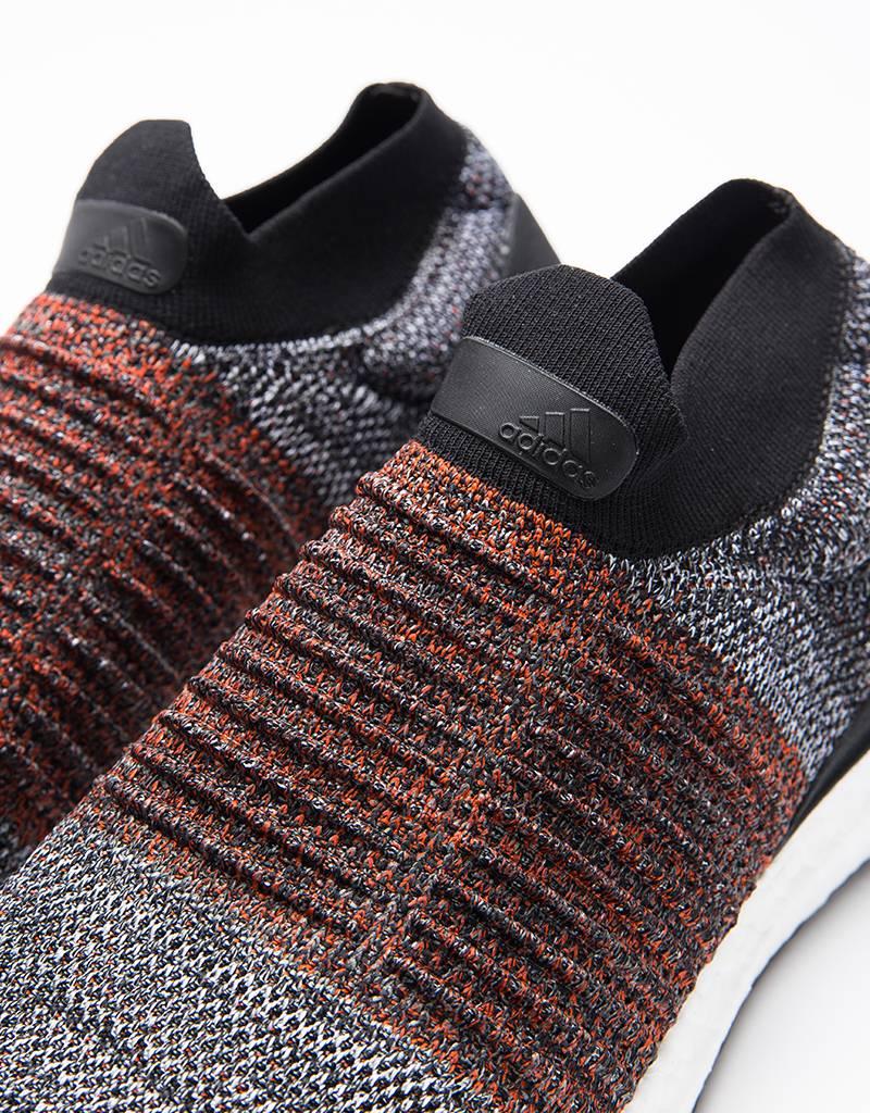 adidas Ultra Boost Laceless Core Black/White