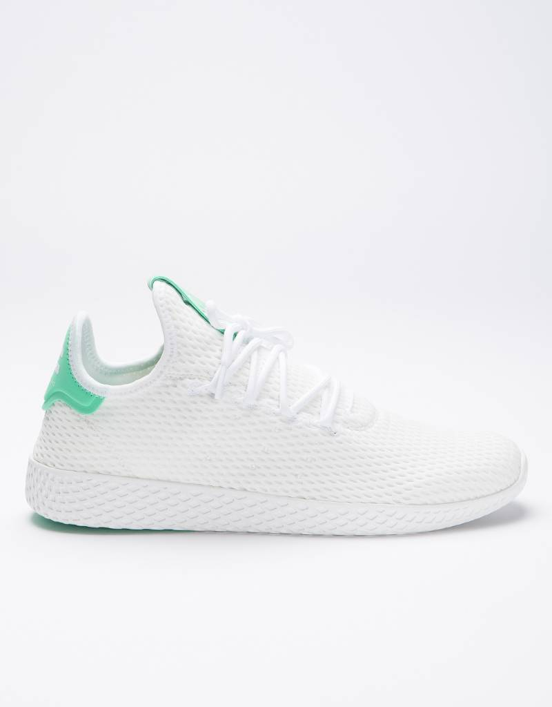Adidas x Pharrell Williams Tennis Hu Pastel Green/White