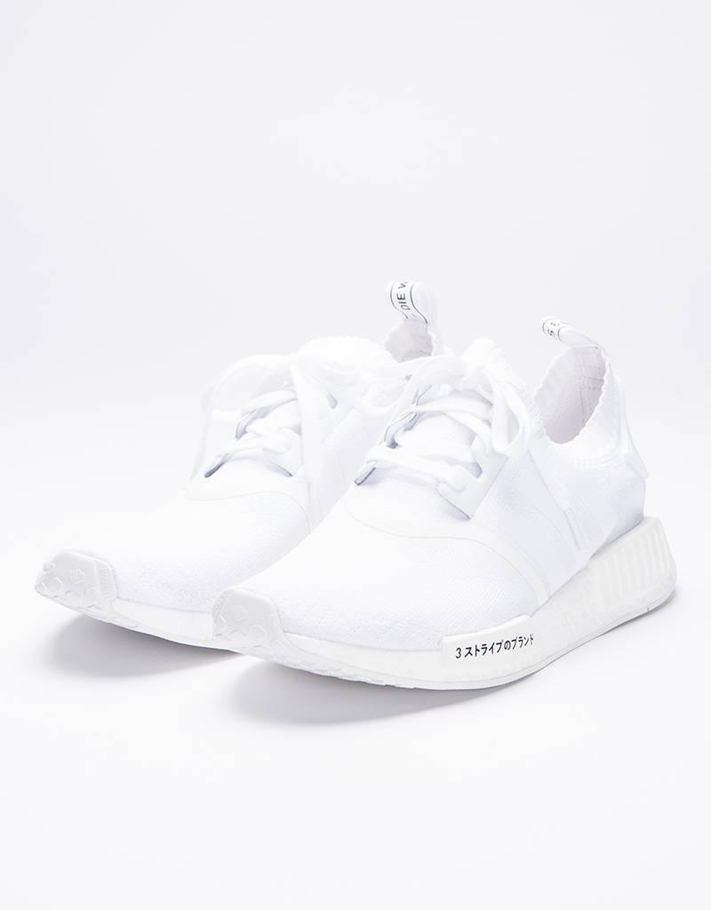 """adidas NMD R1 PK """"Triple White"""""""