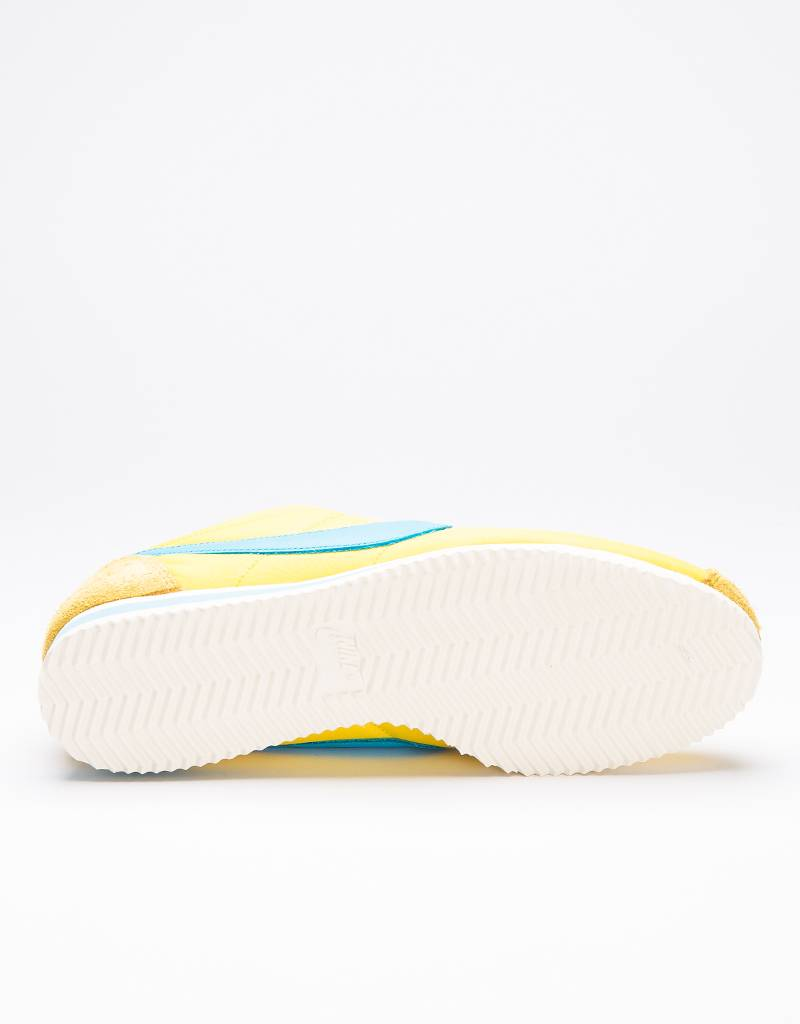 Nike Classic Cortez Nylon KM QS Tour Yellow/Chlorine Blue