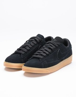 Nike Nike Women's Blazer Low Shoe Black/Black-Gum Light Brown