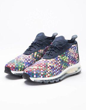 Nike Nike air max woven boot SE Dark Obsidian/White