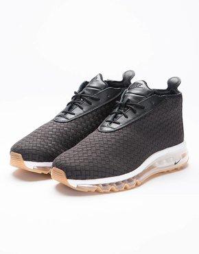 Nike Nike air max woven boot Black/White Gum