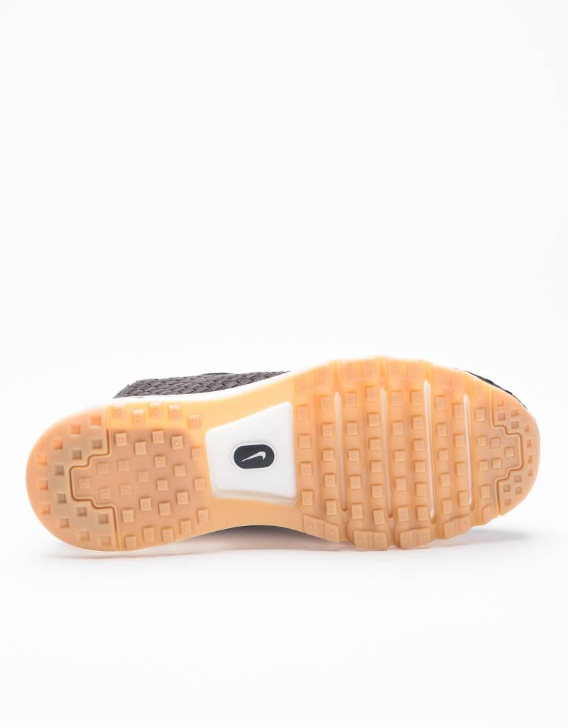 Nike air max woven boot Black/White Gum