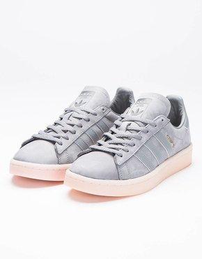 Adidas adidas Womens Campus Grey/Icey Pink