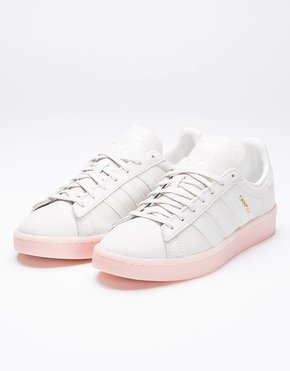 Adidas adidas Womens Campus Crystal White/Icey Pink