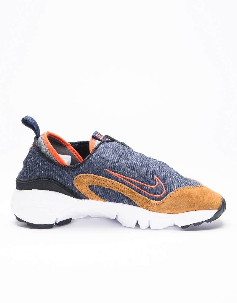 Nike Air Footscape NM obsdian/Team Orange/Anthracite