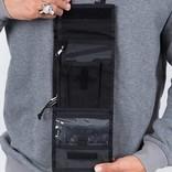 Patta logo LBN neck Wallet Black