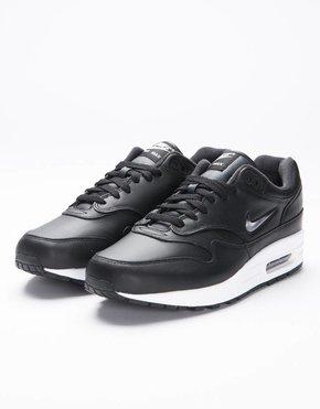 Nike Nike Air Max 1 Premium Sc Jewel Black/Mettalic Silver-White