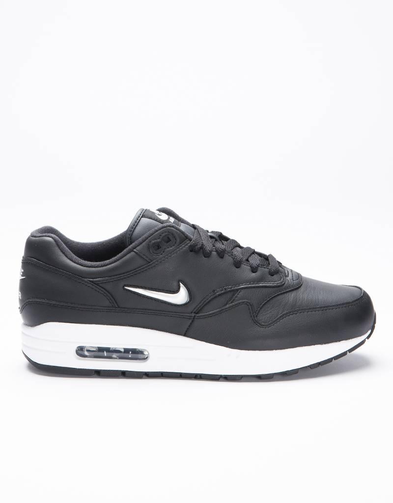 Nike Air Max 1 Premium Sc Jewel Black/Mettalic Silver-White
