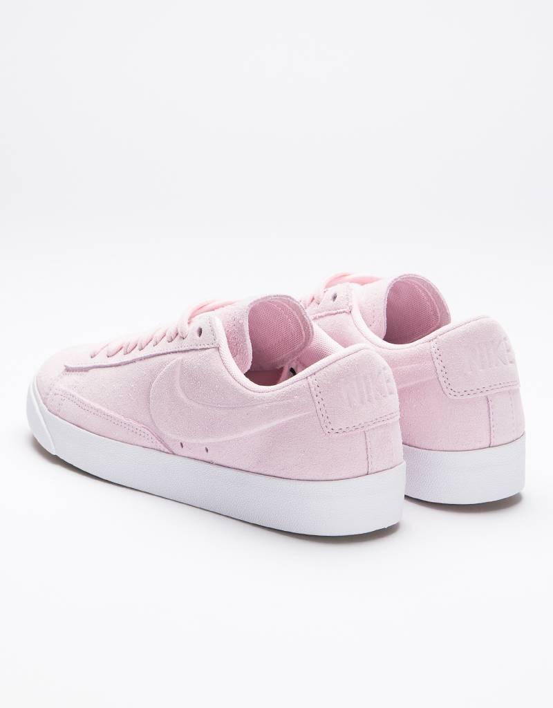 Nike Womens Blazer Low SD Prism Pink