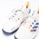 Adidas Consortium X Pharrell Williams Adizero Ubersonic 2 Chalk White/Dark Blue/Scarlet