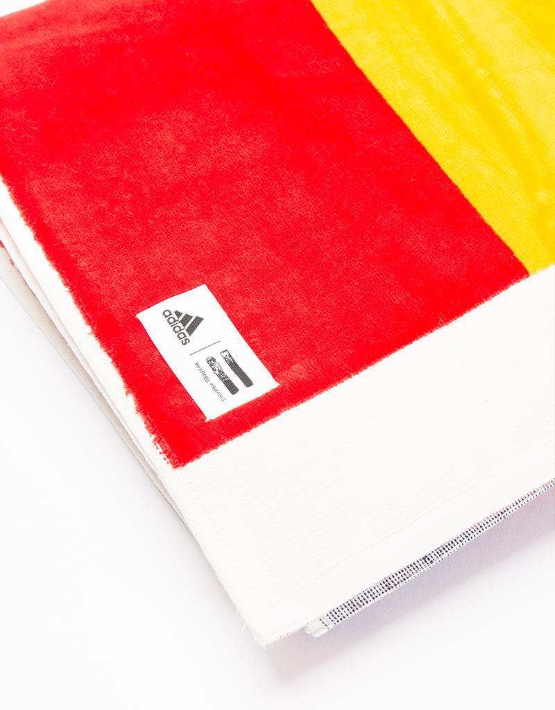 Adidas Consortium X Pharrell Williams NY Towel Chal White/Dark Blue/Scarlet