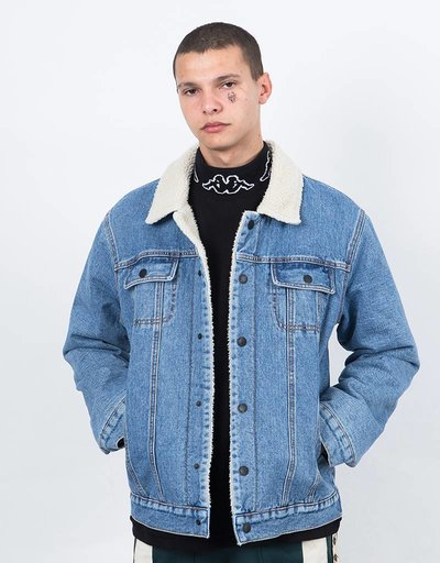 Kappa Kontroll denim jacket