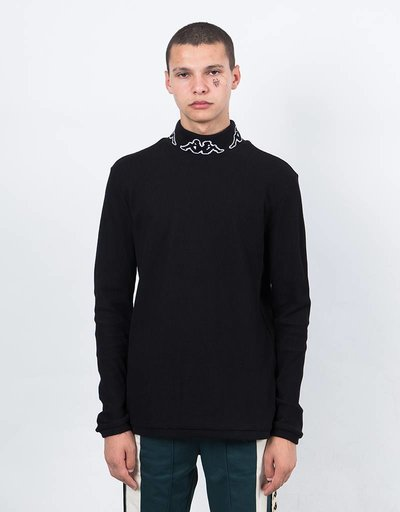 Kappa Kontroll Turtle Neck tee Black