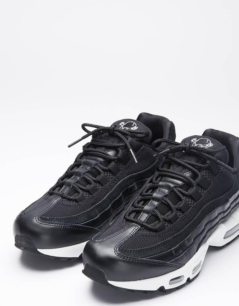 """Nike Air Max 95 PRM """"Skull Pack"""" Black/Chrome/Off White"""